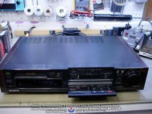 Sony EV-S3000 8mm Hi8 PCM Stereo HiFi Editing VCR RARE ***90 Days Warranty***