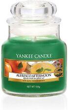 Yankee Candle Alfresco Afternoon Small Jar 3.7oz 104g
