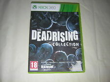 XBOX 360 the Dead Rising Collection