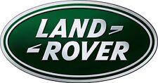 Genuine Range Rover Land Rover Green Gold Front Grille Emblem Badge DAG100330