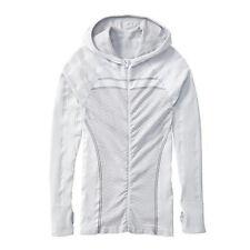 Athleta White Moon Grey Twist Jacket XS NWT $98.