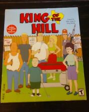 King of the Hill- Picnicin', Partyin' & Propane! Factory Sealed PC Video Game