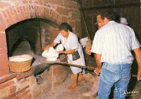 Carte postale CAMPAGNE vieux métiers boulanger four à pain photo debaisieux