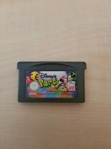 Disney's Party - Nintendo Gameboy Advance GBA (Cartridge Only)