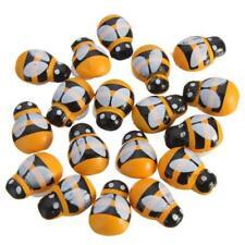 50 x Mini Biene Marienkäfer selbstklebend Aufkleber Ne ddbb Kühlschrank / Wand