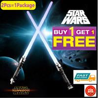 Star Wars Sword Lightsaber Replica Force Fx Heavy Dueling Handle Light Saber