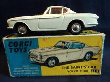 "Corgi Toys 1960's Very Rare ""The Saint"" Volvo P.1800 No: 258 N/MINT Superb"
