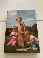 1983 Montgomery Ward Spring and Summer Catalog