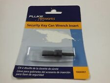 New Fluke Networks 10660001 Security Key Can Wrench Insert