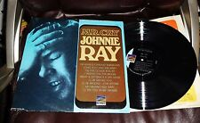 JOHNNIE RAY Mr. Cry Stereo NM Sunset/Liberty LP What a Diff'rence a Day Made