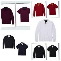 Southbay Men's Polo Shirt T Shirt Long Short Mixed Colours L-5XL BNWT UK Seller
