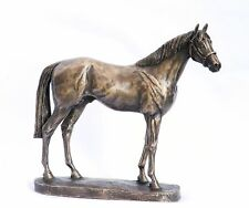 "Horse Bronze / Resin Sculpture Statue ""Epsom Dandy"" NEW gift Horse Racing Gift"