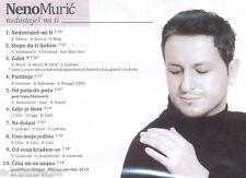 NENO MURIC CD Nedostajes mi ti 2012 Narodna Folk Bosna Bosnien Balkan Pustinja