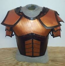 CUSTOM CRAFTED JUGGERNAUT CHEST BACK AND SHOULDERS armor LARP COSPLAY