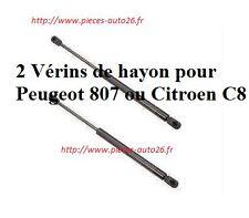 2 verin de Hayon Peugeot 807