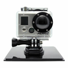 GoPro HD Hero2 Camera with Mounts (Suction Cup, Chest, Tripod) and Extra Battery