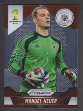 Panini Prizm World Cup 2014 Brazil - Base # 83 Manuel Neuer - Germany