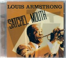 CD BEST OF 22 TITRES--LOUIS ARMSTRONG--SATCHEL MOUTH