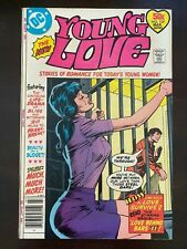 Young Love #124 DC 1977 Romance FN/VF 7.0