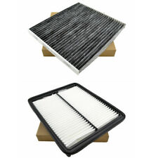 Fit for 2011-2014 Hyundai Sonata 2013-2015 Kia Optima Engine & Cabin Air Filter