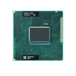 Original Intel Core i7-2640M SR03R 2,8GHz Dual-Core G2/rPGA988B Processor CPU UK