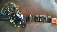 1995-1997 Volvo 850  Switches Relay Fuel pump 103 Set Nice Hard to find set