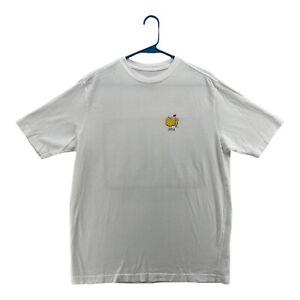 Master's Champions Golf T-Shirt Rare Collectible White Medium