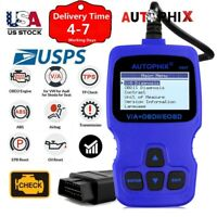 Autophix v007 ABS SRS EPB Oil Engine Auto OBD2 Diagnostic Scanner Code Reader