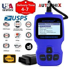 Autophix v007 ABS SRS EPB Oil Engine Auto OBD2 Diagnostic Scanner Code Reader
