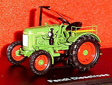 Fendt Dieselross F20 with Passenger seat 1955 Tractor Tug green green 1:43 Sc
