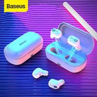 Baseus 2000mAh Bluetooth 5.0 Headphones Headset TWS Wireless Earphones Earbuds