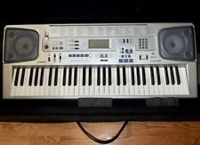 CASIO Keyboard CTK-591 With Soft-Sided Case & Stand