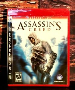 Assassin's Creed - PS3 - Sony PlayStation 3 - Brand NEW - Sealed