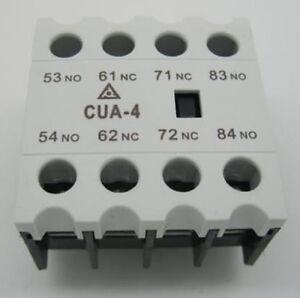 1pcs New 1Pcs Teco Cua-4 Ac Contactor Plc Module