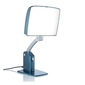 Carex Day-Light Sky Bright Light Therapy Lamp - 10,000 LUX - For Sleep Disorders