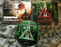 Delta Force: Task Force Dagger - PC CD-ROM Game 2002, With Jewel Case