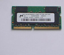 512 MB Arbeitsspeicher Dell Latitude C510 / C610  512MB