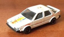 CORGI 1985 DIECAST SAAB 9000 RALLY CAR - PLAYWORN