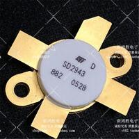 1X SD2943 RF Power Transistor HF/VHF/UHF N - Channel MOSFETs sd2943