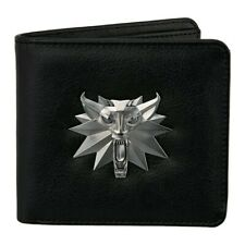 The Witcher 3 Wild Hunt - White Wolf Bifold Geldbeutel - J!NX