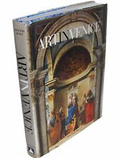 ART IN VENICE by Stefano Zuffi 2002 1st Edition Hardcover