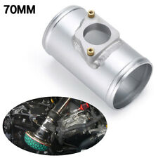 70mm MAF Mass Air Flow Sensor Mount Adapter Tube For Toyota Mazda Subaru Suzuk