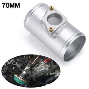 70mm MAF Mass Air Flow Sensor Mount Adapter Tube For Toyota Mazda Subaru Suzuk