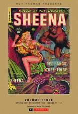Roy Thomas Presents SHEENA: QUEEN OF THE JUNGLE VOL #3 HARDCOVER Comics 11-18 HC