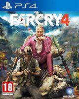 FAR CRY 4 FARCRY 4 EN CASTELLANO NUEVO PRECINTADO PS4