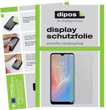 6x HTC Wildfire X Schutzfolie matt Displayschutzfolie Folie Display Schutz dipos