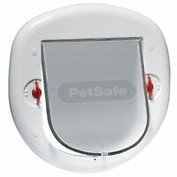 PetSafe Staywell Big Cat/Small Dog Pet Flap White, Sliding & Glass Doors/Windows