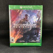 Terminator Resistance (Xbox One) BRAND NEW