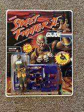 Street Fighter II - Dhalsim - GiJoe - Action Figure - Capcom - 1993
