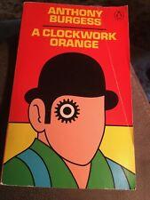 A Clockwork Orange, Anthony Burgess, Penguin, 1962 very good